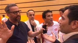 اعتراض اعضای تیممنتخب ۹۸ به میانگین سنی تیم هنرمندان