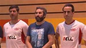خلاصه بازی منتخب 98 - منتخب هنرمندان (جام رمضان)