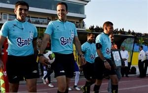 داوران هفته پایانی لیگ برتر فوتبال