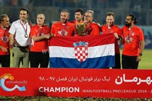 مروری بر بازیهای شب گذشته لیگ برتر ایران 98-97