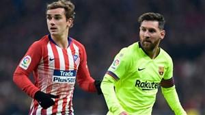 پشیمانی گریژمان از رد کردن بارسلونا در فصل گذشته