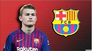 ماتیاس دلیخت چند قدم تا پیوستن به بارسلونا