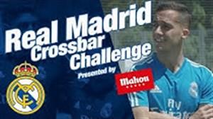 چالش های فوتبالی با بازیکنان رئال مادرید