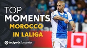 نگاهی به بازیکنان مراکشی لالیگا اسپانیا