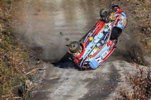 تصادفات مسابقات اتومبیل رانی در شیلی