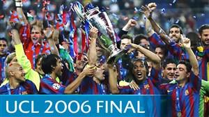 سال 2006 در چنین روزی؛ قهرمانی بارسلونا در لیگ قهرمانان اروپا