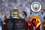 خلاصه بازی منچسترسیتی 6 - واتفورد 0(فینال FA CUP)