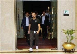 حضور بازیکنان السد در تهران برای دیدار با پرسپولیس
