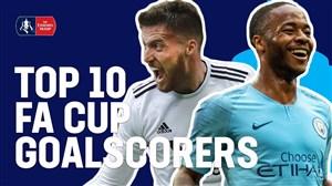گل های برتر جام حذفی انگلیس 2019