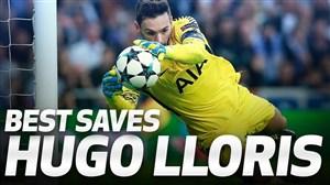 برترین واکنشهای هوگو لوریس در فصل 19-2018