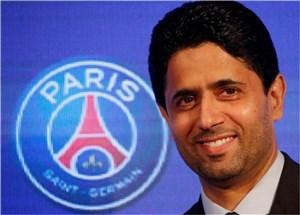 متهم شدن رئیس PSG به اختلاس در فرانسه