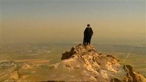 کوهنوردی روحانی 81 ساله در مشهد