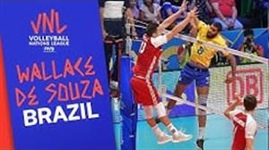 معرفی تیم های حاضر در لیگ جهانی والیبال(برزیل)