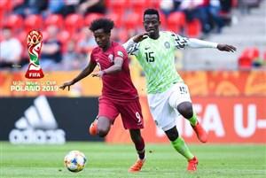 خلاصه بازی قطر 0 - نیجریه 4(جام جهانی جوانان)