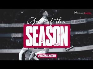برترین گل های آرسنال در فصل 19-2018
