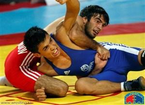 آغاز مسابقات کشتی فرهنگی قهرمانی آسیا در قزاقستان