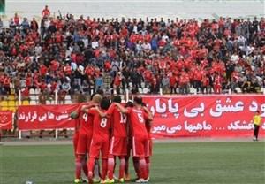 لیگ یک/ پنجمین شکست متوالی باهنر در تبریز