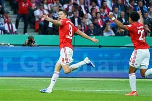 لایپزیش 0-3 بایرن: جام دوم برای ماندن کوواچ