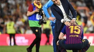 مقصر اصلی کابوس بارسلونا در بازیهای بزرگ کیست؟