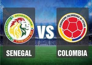 خلاصه بازی سنگال 2 - کلمبیا 0 (جام جهانی جوانان)