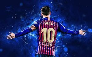 تمام گلهای مسی با پیراهن بارسلونا فصل 19-2018