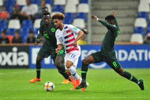خلاصه بازی امریکا 2 - نیجریه 0 (جام جهانی جوانان)