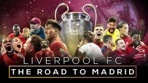 مسیر صعود تیم لیورپول به فینال لیگ قهرمانان اروپا