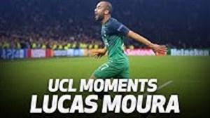 برترین لحظات لوکاس مورا در لیگ قهرمانان اروپا 19-2018