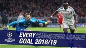 گلهای لیورپول در مسیر صعود به فینال لیگ قهرمانان