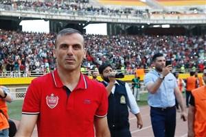 جلال حسینی : در فوتبال هر لحظه ممکن است کنارت بگذارند