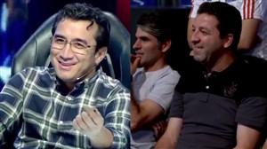 شوخی جالب خداد عزیزی با اسماعیل حلالی