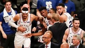 درگیریها و لحظات جذاب مرحله پلیآف NBA