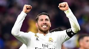 سرخیوراموس مدافع مستحکم و گلزن رئال مادرید