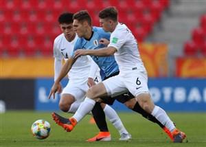 خلاصه بازی نیوزیلند 0 - اروگوئه 2 (جام جهانی جوانان)