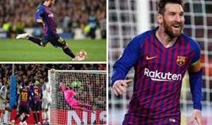 برترین گلهای این فصل لیگ قهرمانان اروپا 19-2018