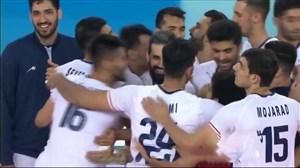 طلسم شکنی والیبال ایران در لیگ ملتها