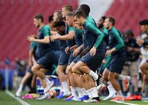 گفتگو با بازیکنان تاتنهام پیش از فینال لیگ قهرمانان اروپا