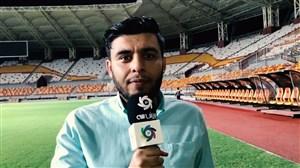 حال و هوای ورزشگاه شهدای فولاد کمتر از ۲۰ ساعت تا فینال جام حذفی