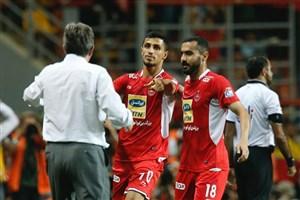 پرسپولیس 1- داماش صفر؛ فصل رویایی با 2 جام