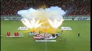 مراسم کامل اهدای جام به تیم پرسپولیس