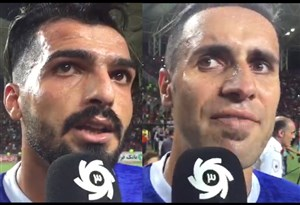 صحبتهای بازیکنان داماش پس از شکست درفینال جام حذفی
