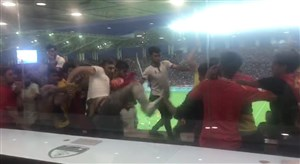 اختصاصی؛ درگیری باورنکردنی پیش از آغاز فینال جام حذفی