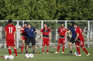آغاز اردوی تیم ملی از 13 مهرماه