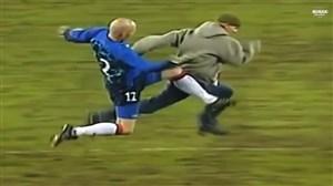 جیمی جامپ های عجیب تاریخ فوتبال