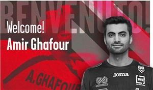 امیر غفور به قهرمان باشگاه های اروپا پیوست