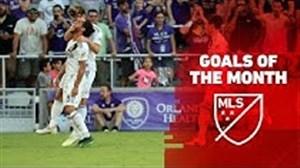 برترین گلهای لیک MLS در ماه می 2019