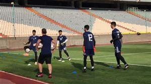 اختصاصی؛ تمرین جالب دروازهبانهای تیم ملی