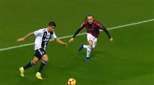 برترین تکنیک ها و مهارتها در سری آ ایتالیا فصل 19-2018