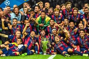 بازی خاطره انگیز بارسلونا - یوونتوس فینال لیگ قهرمانان