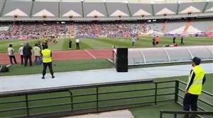 حال و هوای ورزشگاه آزادی پیش از شروع بازی تیم ملی
